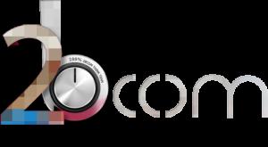 Logo 2BCOM ilustrat